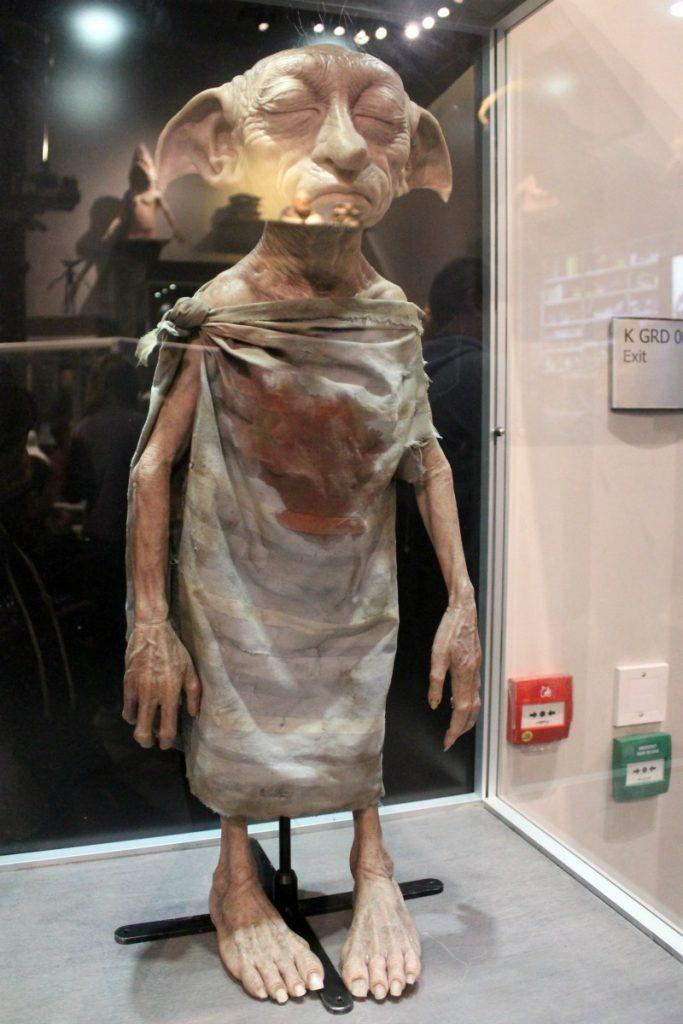 Harry-Potter-tour-wax-figure