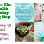 Share The Wealth Sunday Blog Hop #65