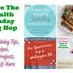 Share The Wealth Sunday Blog Hop #66