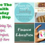 Share The Wealth Sunday Blog Hop #67