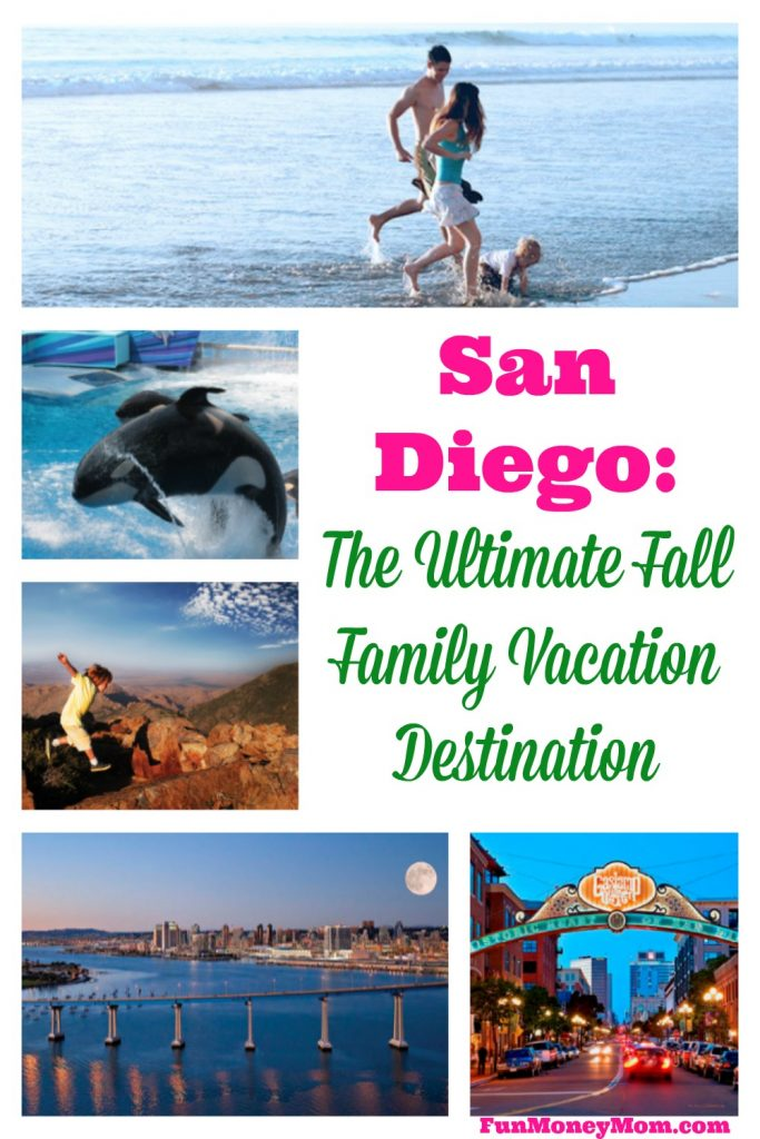 If you're looking for the ultimate fall family vacation, you'll want to check out San Diego for October's #KidsFreeSD #ad