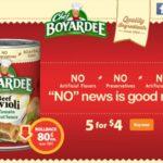 Make Your Family Happy & Bring Home Chef Boyardee