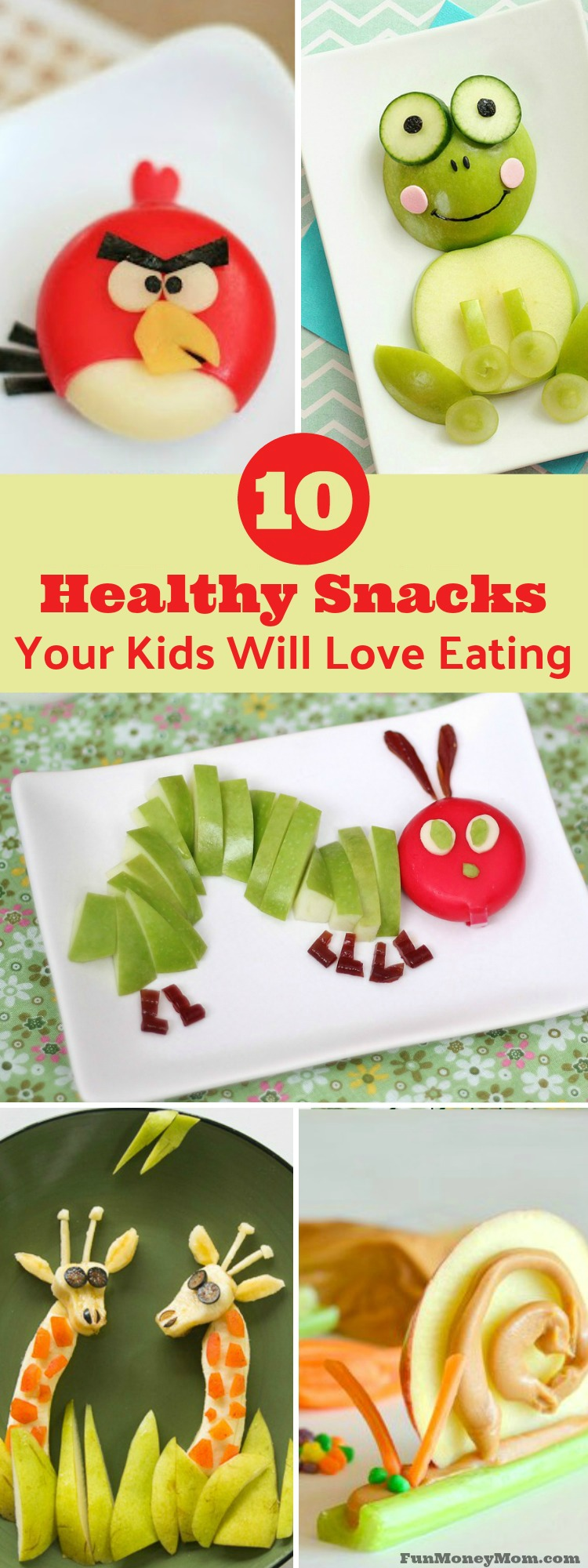 Trying to get your kids to eat healthier? They'll be begging for these healthy snacks!