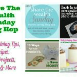 Share The Wealth Sunday Blog Hop #68
