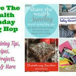 Share The Wealth Sunday Blog Hop #69