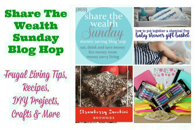 Share The Wealth Sunday Blog Hop #69