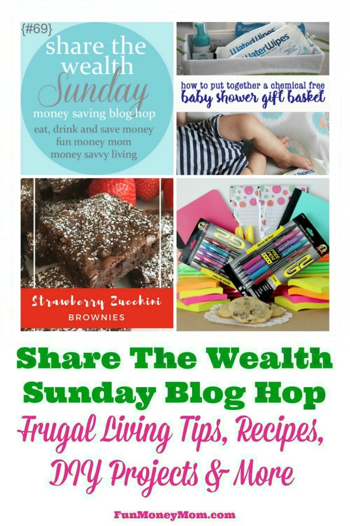 Join us for our Share The Wealth Sunday Blog Hop (week of August 13th)