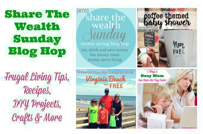 Share The Wealth Sunday Blog Hop #70