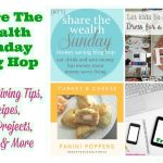 Share The Wealth Sunday Blog Hop #71