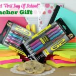"The Perfect ""First Day Of School"" Teacher Gift"