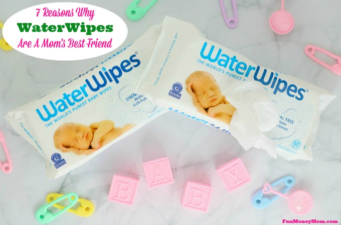 Why WaterWipes Are A Mom's Best Friend