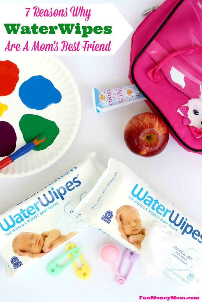 Not only can you feel good about using WaterWipes because they're 100% chemical free, find out why they're a mom's best friend! #WaterWipesTarget #IC #ad