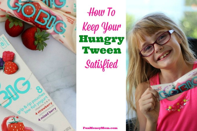 How To Keep Your Hungry Tween Satisfied
