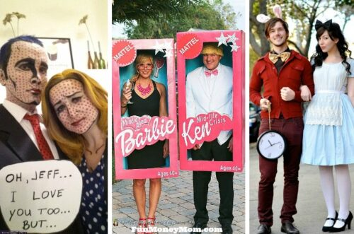 Halloween costumes for couples feature