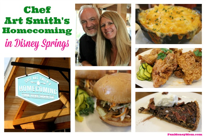 Chef Art Smith's Homecoming in Disney Springs
