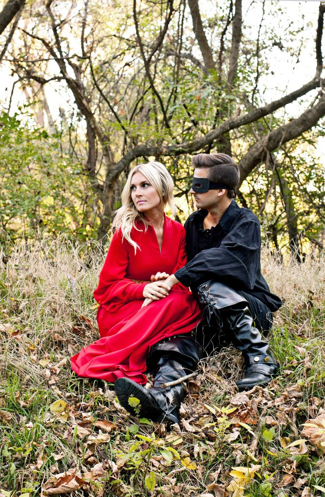 Princess Bride Halloween costumes for couples