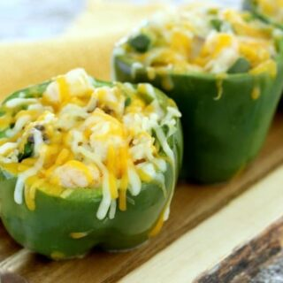 Shrimp Stuffed Peppers