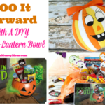 BOO It Forward With A DIY Jack-O-Lantern Bowl