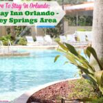 Where To Stay In Orlando:  Holiday Inn Orlando – Disney Springs Area