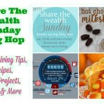 Share The Wealth Sunday Blog Hop #77