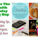 Share The Wealth Sunday Blog Hop #78