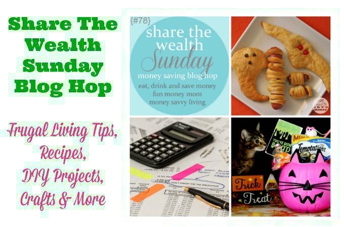 Share The Wealth Sunday Blog Hop #78