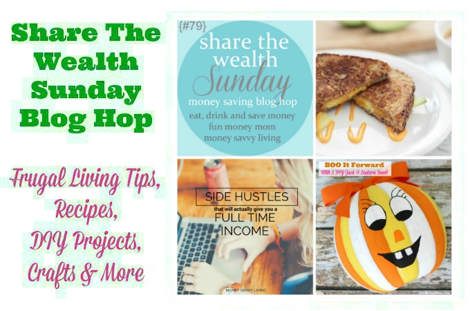 Share The Wealth Sunday Blog Hop #79