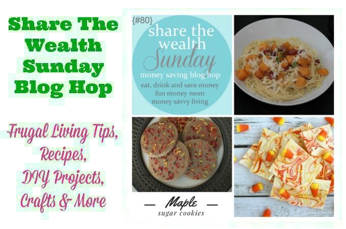 Share The Wealth Sunday Blog Hop #80