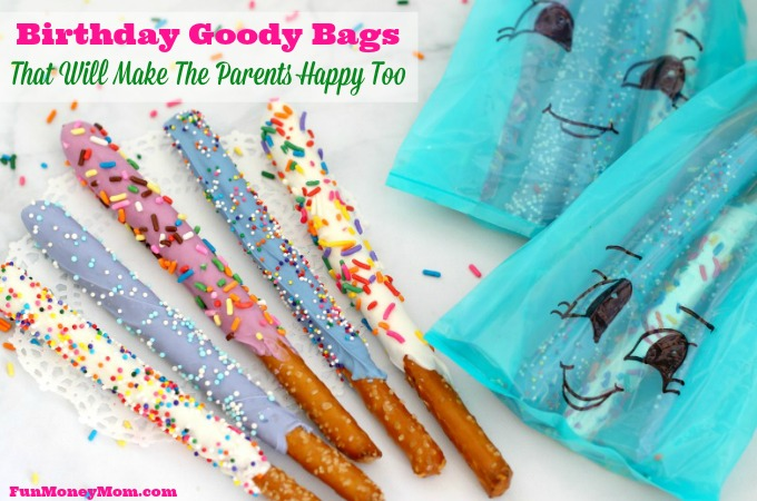 Birthday Goody Bags That Will Make The Parents Happy Too