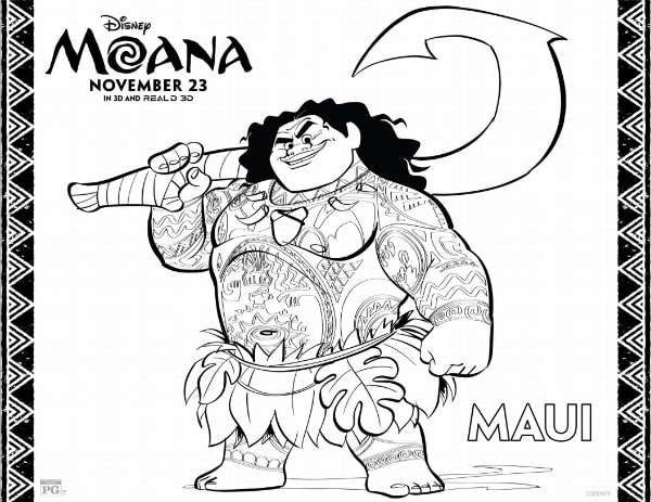 moana-movie-review-printables-maui-coloring-sheet