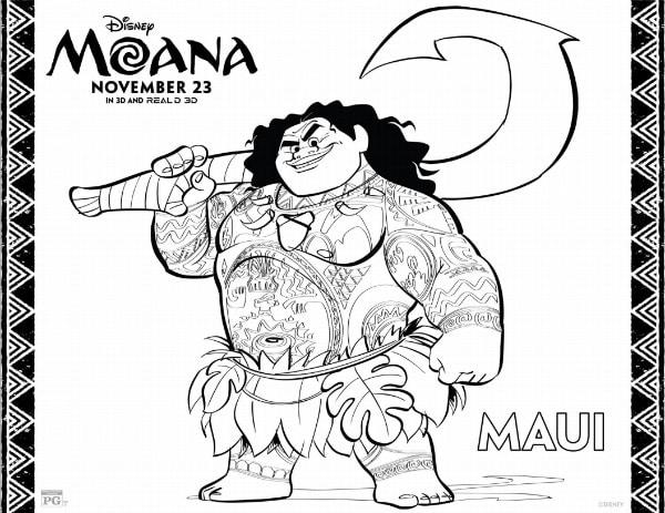 moana-movie-review-printables-maui-coloring-sheet