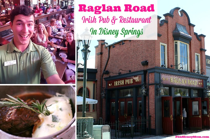 Raglan Road Irish Pub & Restaurant in Disney Springs