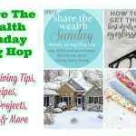 Share The Wealth Sunday Blog Hop #81