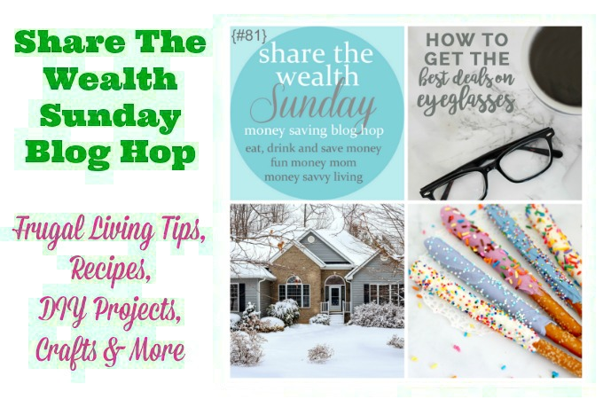 Share The Wealth Sunday Blog Hop #81
