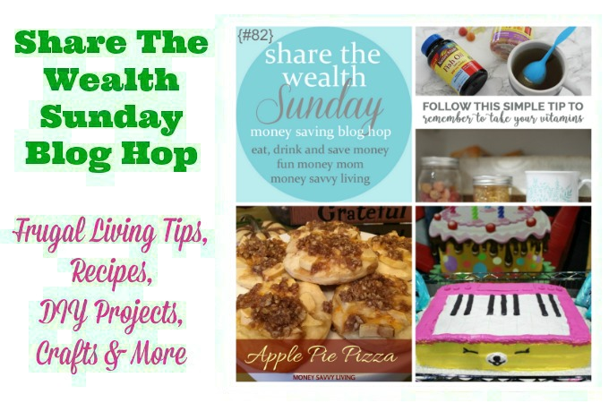 Share The Wealth Sunday Blog Hop #82