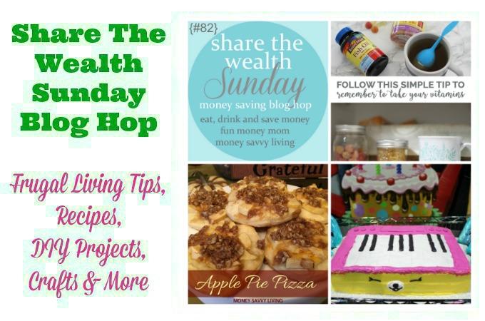 Share The Wealth Sunday Blog Hop #82