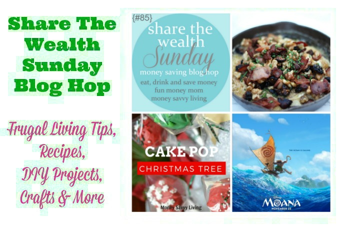Share The Wealth Sunday Blog Hop #84