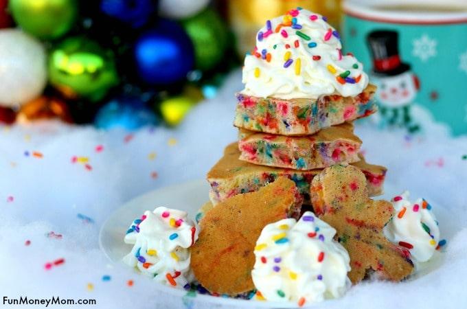 Sugar Cookie Pancakes