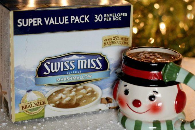 swiss miss hot chocolate instructions