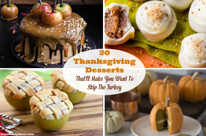 20 Thanksgiving Desserts That'll Make You Want To Skip The Turkey