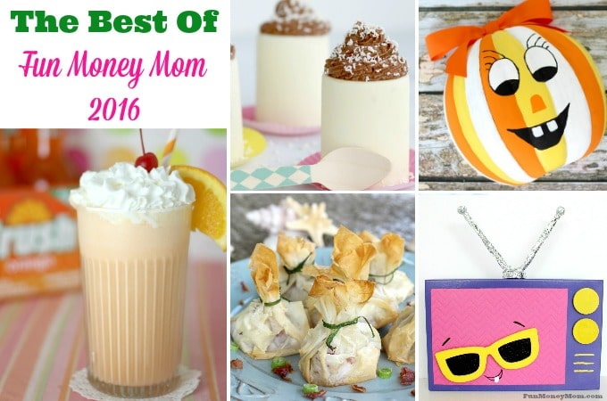 The Best Of Fun Money Mom 2016