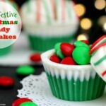 Fun & Festive Christmas Candy Cupcakes
