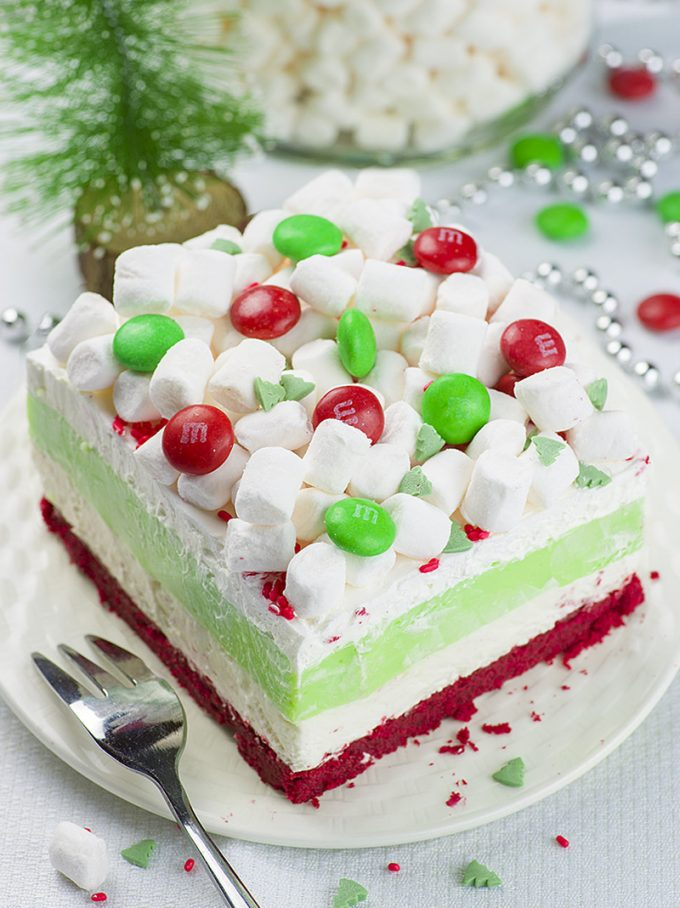Christmas Desserts.15 Christmas Desserts That Are Almost Too Pretty To Eat