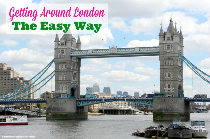 Getting Around London The Easy Way