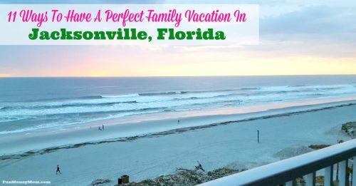 Jacksonville, Florida vacation