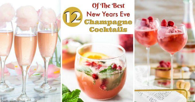 Champagne Cocktails Facebook