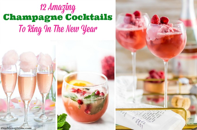 12 Amazing Champagne Cocktails To Ring In The New Year