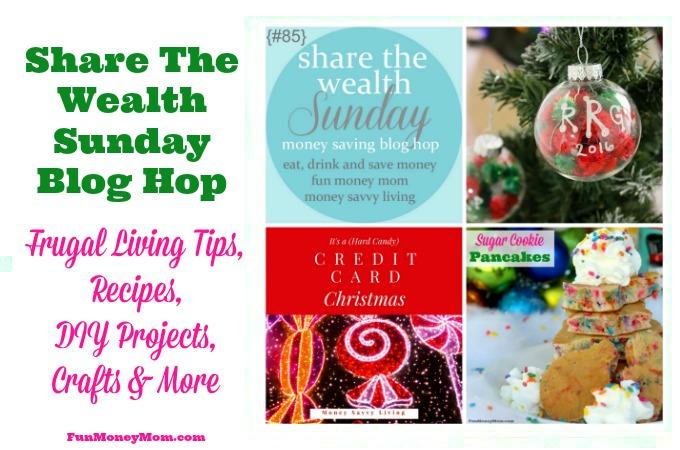 Share The Wealth Sunday Blog Hop #85
