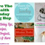Share The Wealth Sunday Blog Hop #86