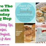 Share The Wealth Sunday Blog Hop #87